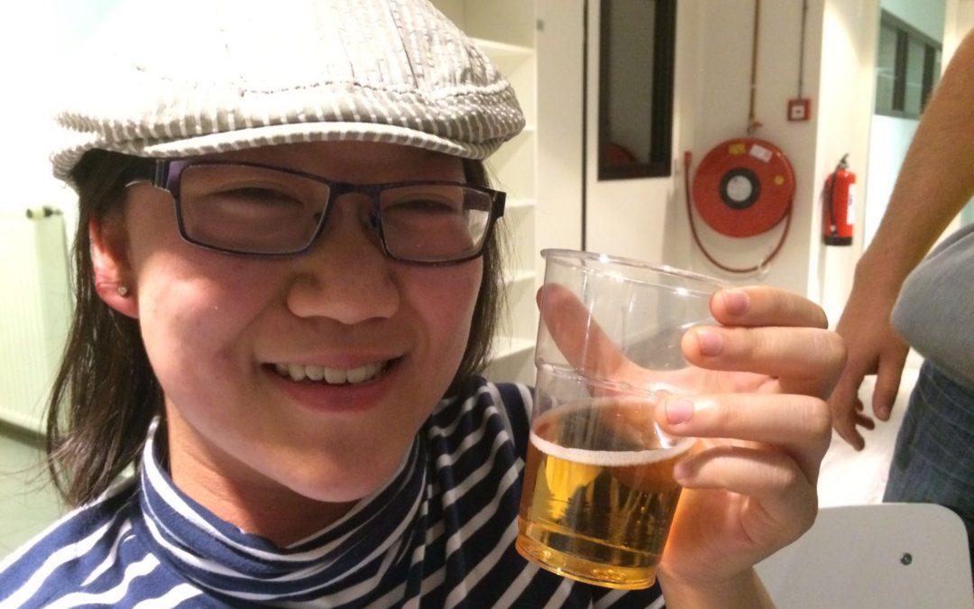 Jaarvergadering en borrel